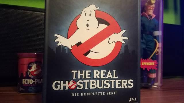 Real Ghostbusters komplett auf Blu-Ray