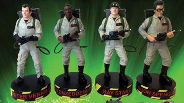 Save 20% off on all Ghostbusters items from Factory Entertainment