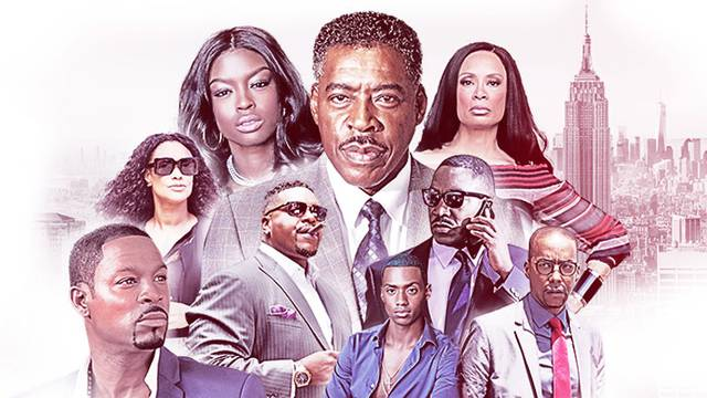 'The Family Business' starring Ernie Hudson premieres tonight on BET