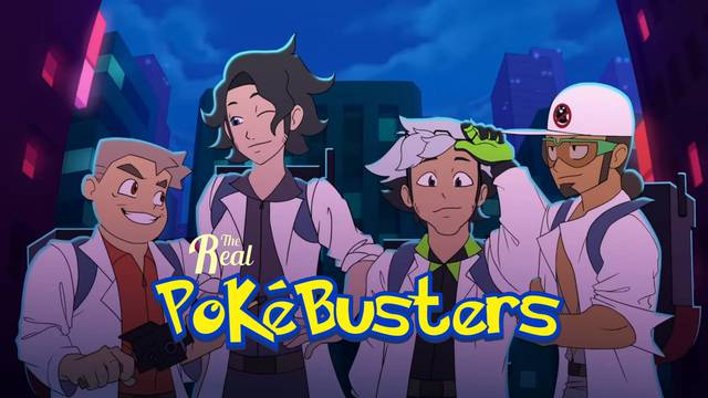 The Pokemon/Ghostbusters animated mashup you didn't know you wanted is here + goes viral!
