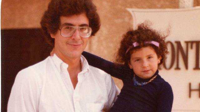 The wonderful adventure of being Harold Ramis' daughter