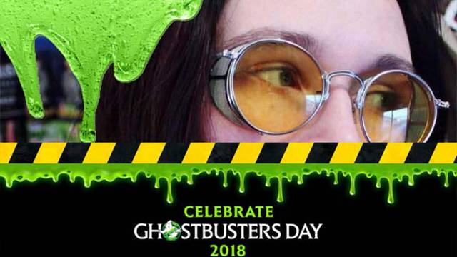 Update your Facebook profile image with the offical Ghostbusters Day frame/camera effect!