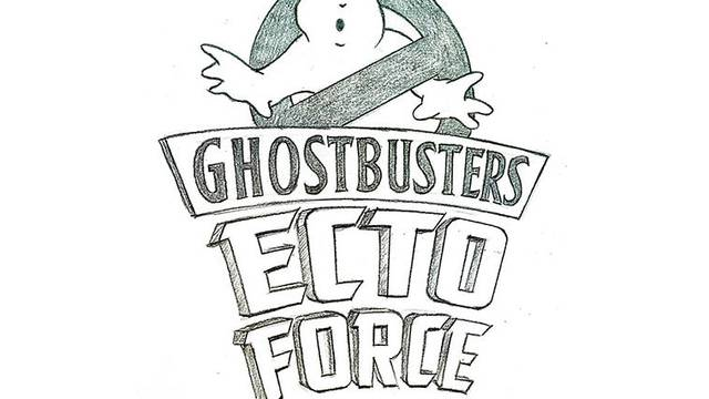 Would-be logos for Ghostbusters: Ecto Force cartoon show appear online