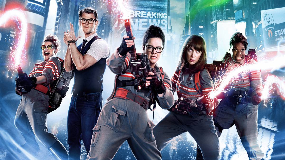 Ghostbusters Wins Multiple Kids Choice Awards