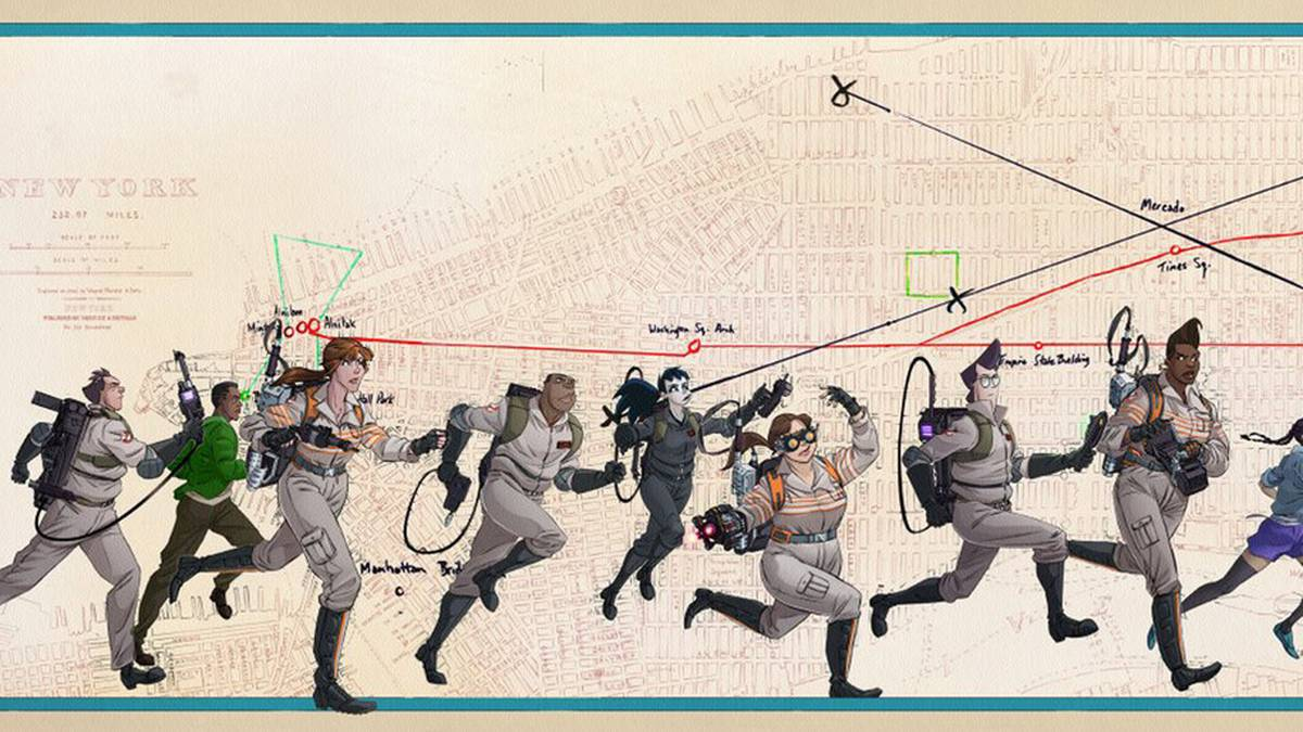 Ghostbusters 101 Issue #1 Now Available