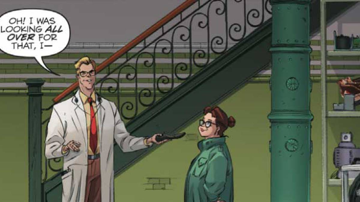 Ghostbusters 101 Issue #2
