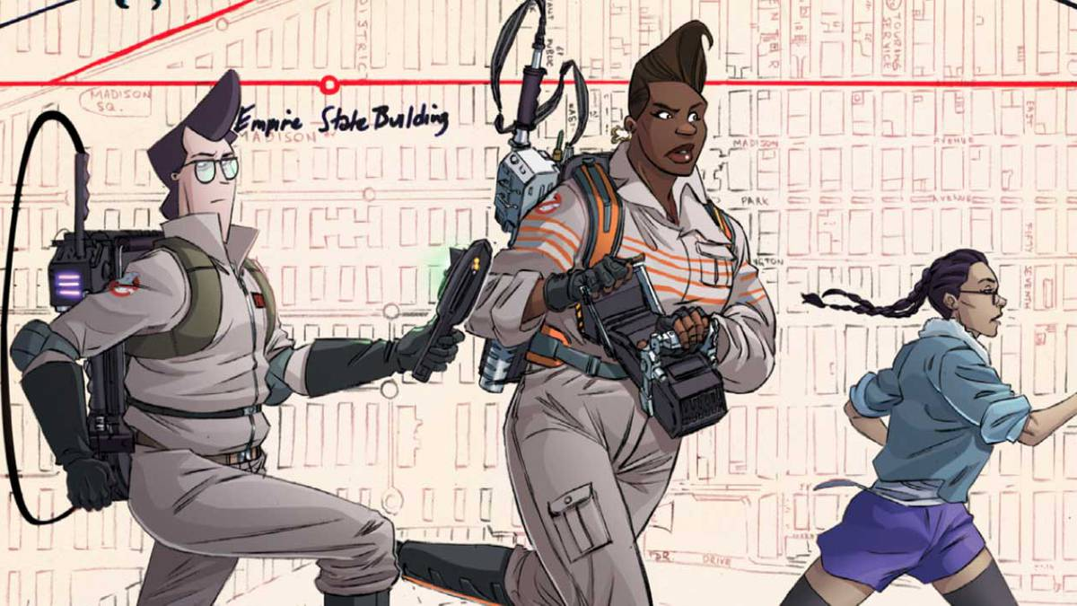 Ghostbusters 101 Issue #3