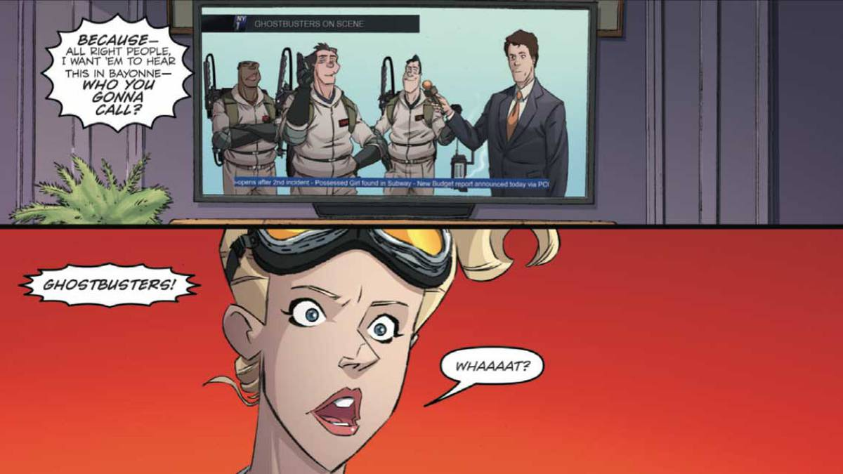 Ghostbusters 101 Creative Team Interview: Dan Schoening and Erik Burnham