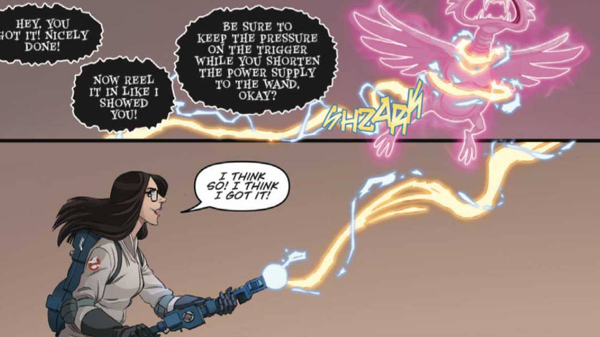 Ghostbusters 101 Issue #3 Preview