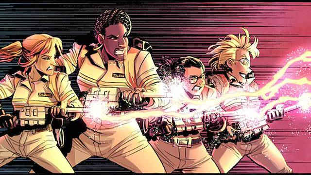 Ghostbusters: Answer the Call Issue #1 Previews