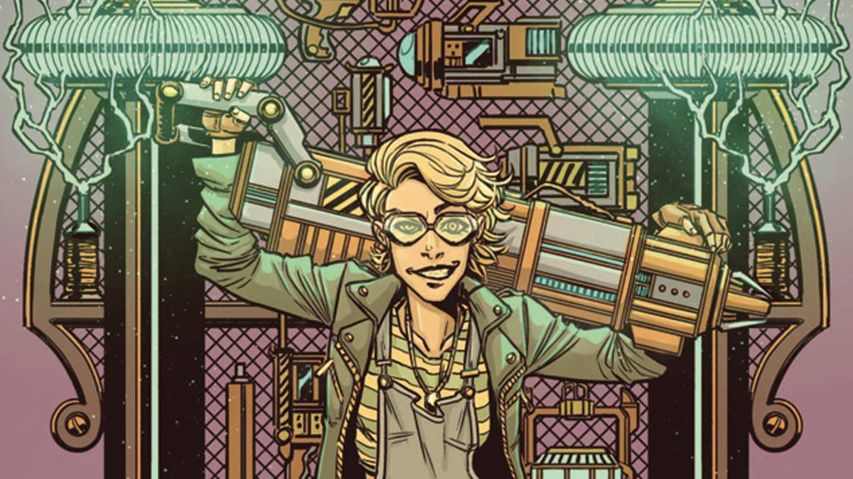 Ghostbusters: Answer the Call Issue 2