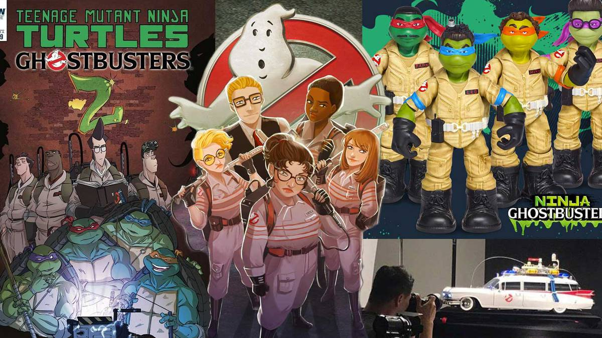Comic-Con International 2017 Ghostbusters Collectable Roundup