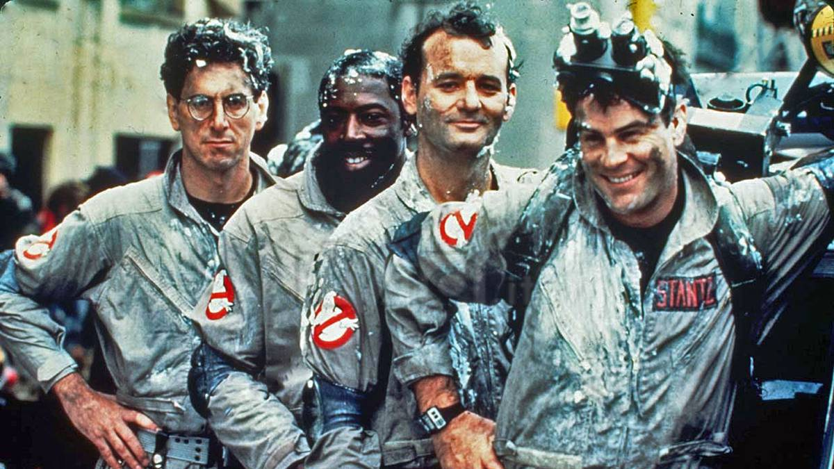 33 Years Since the Premiere of Ghostbusters