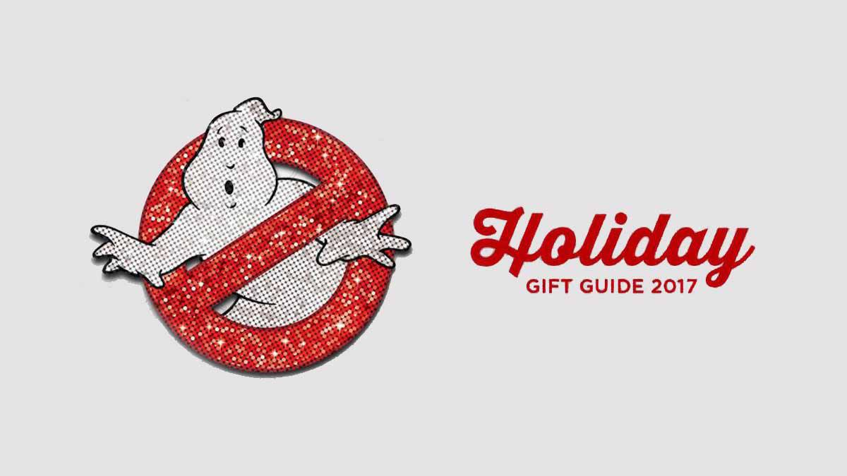 Ghostbusters Holiday Gift Guide