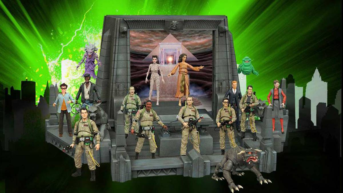 Ghostbusters Select Series 5 Action Figures Now Available