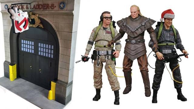 Ghostbusters Select Series 6 Action Figures