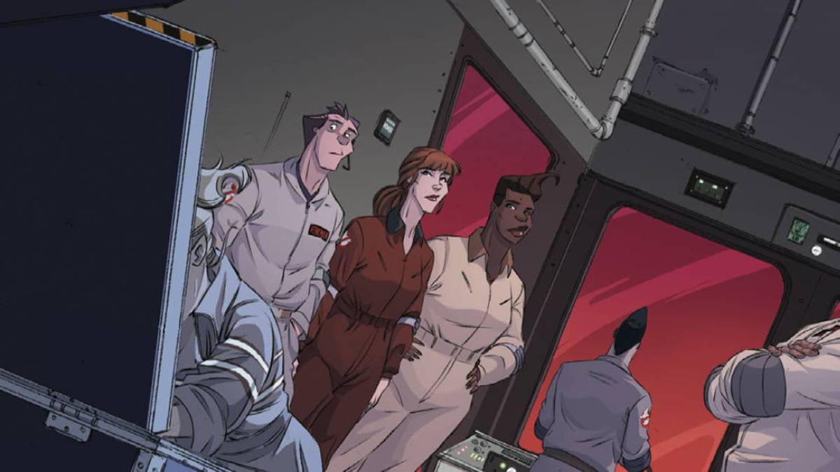 Ghostbusters 101 Issue #4