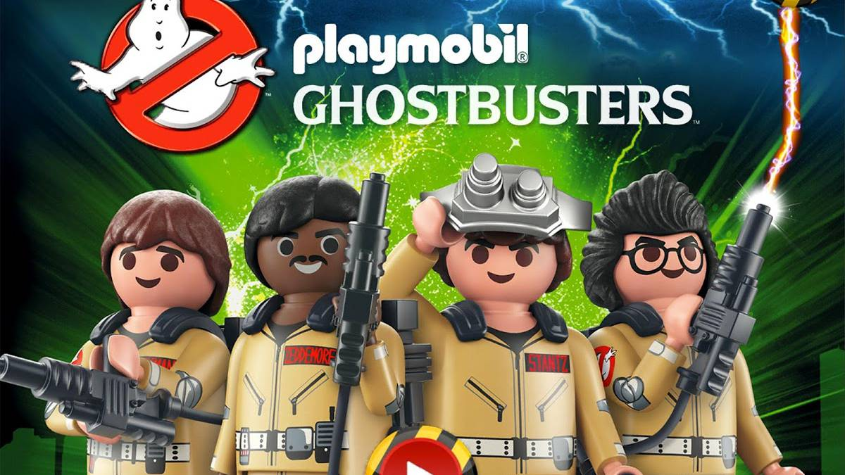 Playmobil Release Ghostbusters Mobile Game