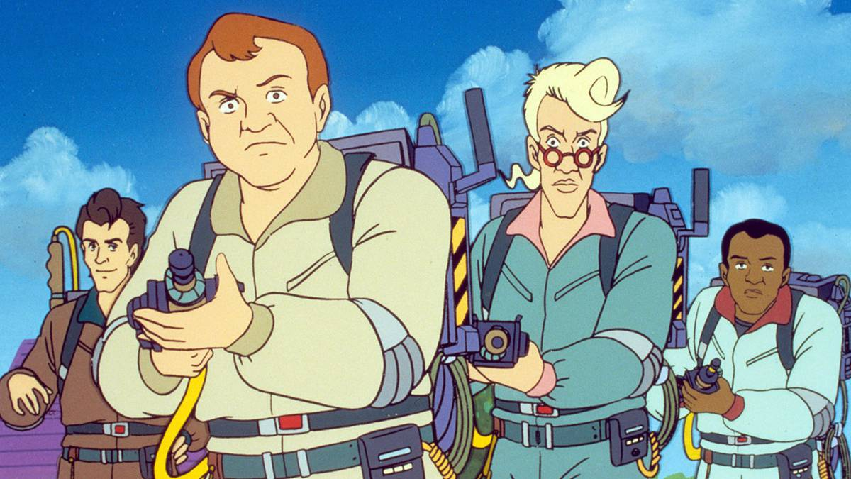 The Real Ghostbusters Streaming on Netflix