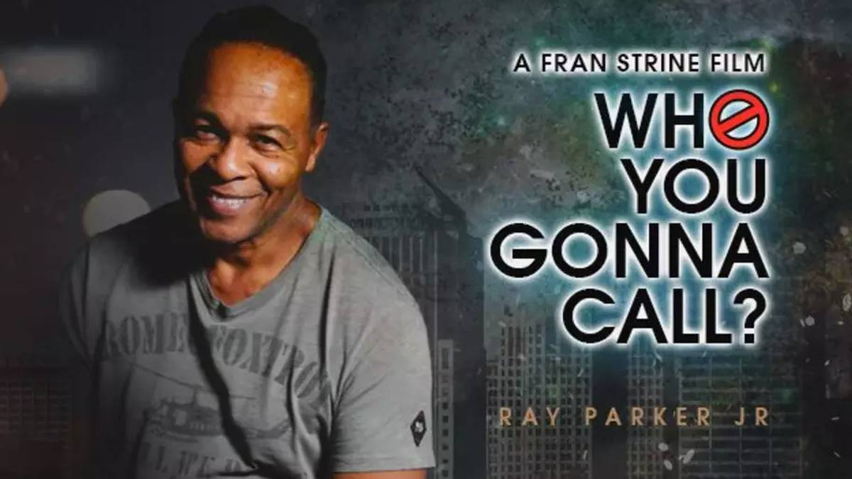 "Fund ""Who You Gonna Call?"" - The Story of Ray Parker Jr."