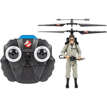 2-Channel Egon Ghostbusters IR Gyro Helicopter