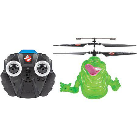 2-Channel Slimer Ghostbusters IR Gyro Helicopter