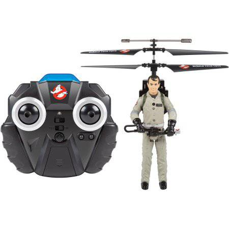 2-Channel Venkman Ghostbusters IR Gyro Helicopter