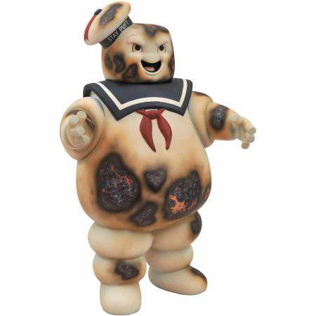 Diamond Select Toys Ghostbusters Burnt Stay Puft Bank