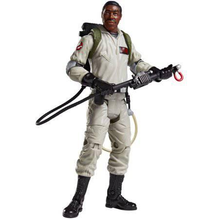 """Ghostbusters 6"""" Classic Winston Zeddmore Figure"""