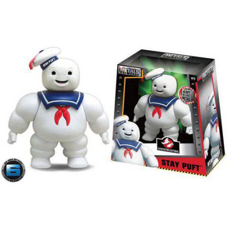 "Ghostbusters 6"" DC Figure, Stay Puff Marshmallow Man"