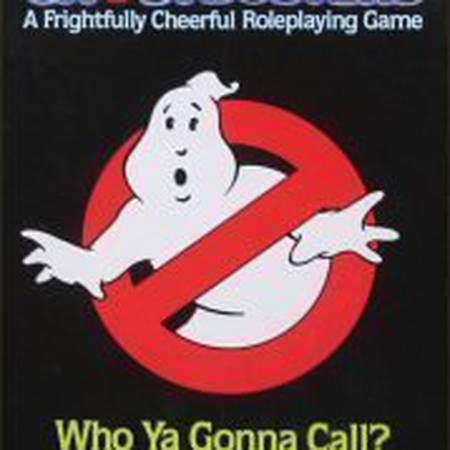 Ghostbusters: A Frightfully Cheerful Roleplaying Game [Box Set]