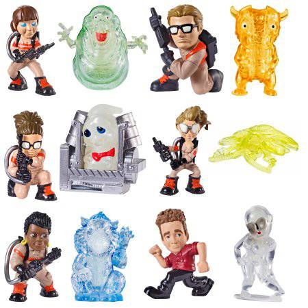 "Ghostbusters Mini Figure Assortment ""Item May Vary"""