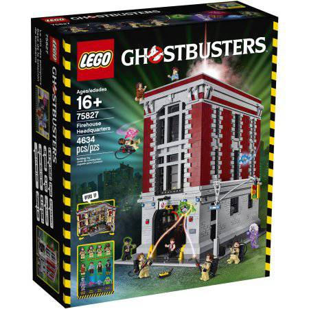 LEGO Ghostbusters Firehouse Headquarters, 75827