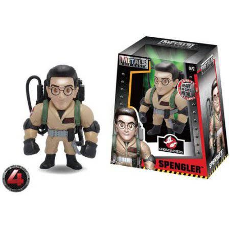 """Metals Ghostbusters 4"""" DC Figure, Egon"""