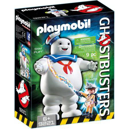 PLAYMOBIL Ghostbusters Stay Puft Marshmallow Man Playset
