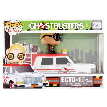 Pop! Rides 23 Ghostbusters ECTO-1 Vinyl Figure, Age 14+
