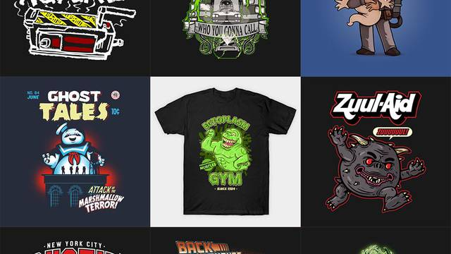 30% off entire Ghostbusters News store! SHOP NOW!