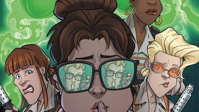 35th anniversary comic event continues today with the release of Ghostbusters: Answer the Call!