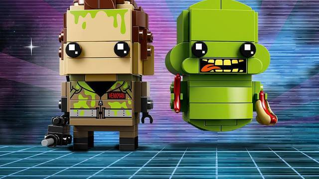 "#420 - ""Brickheadz and Ghostbusters Day Speculation"" - May 21, 2018"