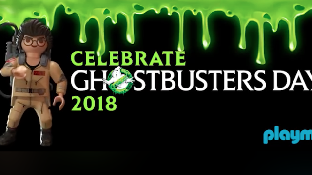 "#422 - ""Ghostbusters Day 2018/Ghostbusters Fan Fest Announcement"" - June 8, 2018"