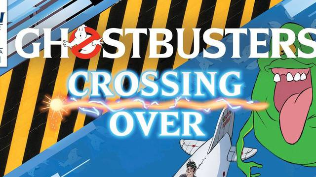 "#423 - ""Ghostbusters Crossing Over #3"" - June 18, 2018"