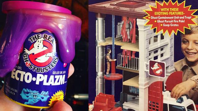 5 Real Ghostbusters toys Hasbro NEEDS to bring back!
