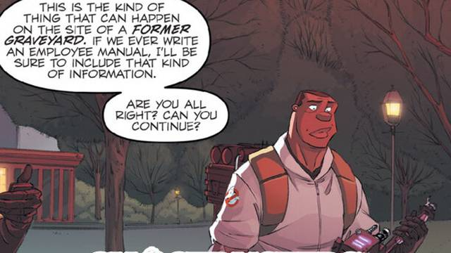 """#603 - """"Ghostbusters Year One Issue 1 Discussion"""" - January 27, 2020"""