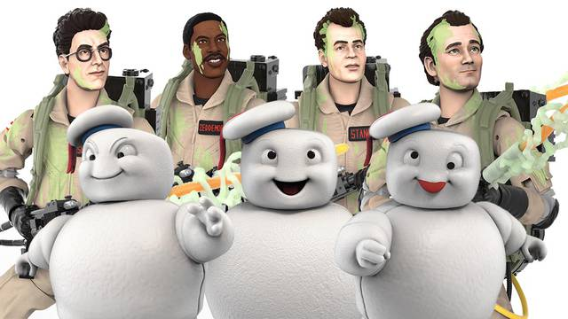 A closer look at Hasbro's upcoming Ghostbusters Plasma Series action figures