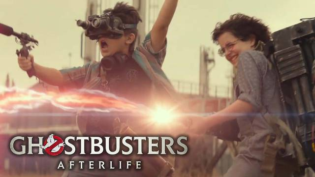 A new Ghostbusters: Afterlife clip is coming this Friday!