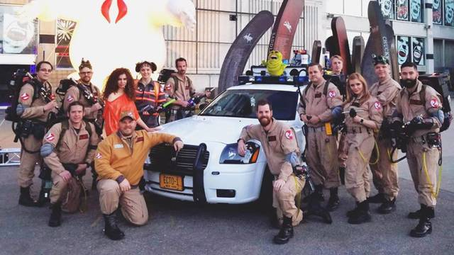 """Alberta Ghostbusters Hope To Be Involved In """"Ghostbusters Afterlife""""Special Screening"""