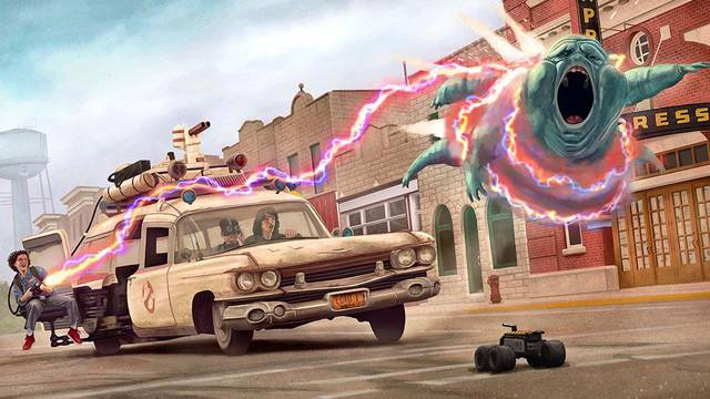 Amazing Ghostbusters: Afterlife fan art catches director Jason Reitman's attention
