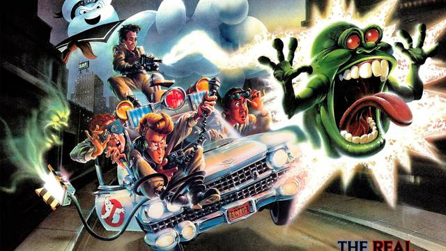 Animated 'Ghostbusters' Story to Be Told From a Ghost's Perspective?