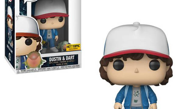 Another Stranger Things/Ghostbusters Funko POP! vinyl announced