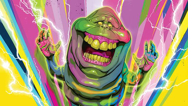 AVAILABLE TODAY: Ghostbusters: Artbook